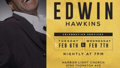 Edwin's Flyer - Celebration of Life