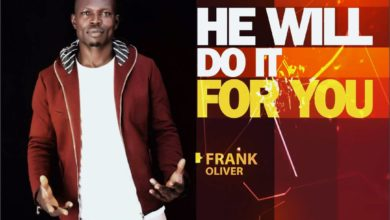 Photo of MUSiC :: Frank Oliver – He Will Do It For You