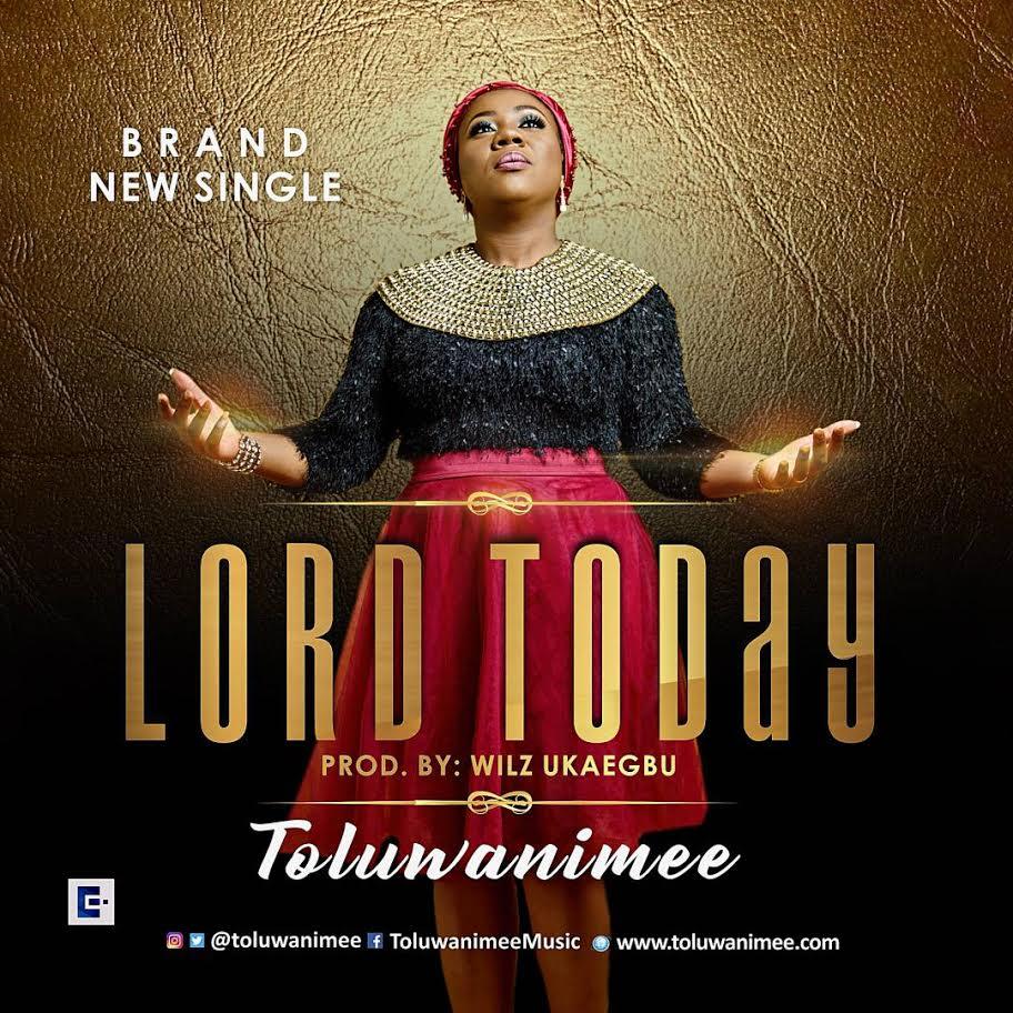 Toluwanimee Lord Today ARt
