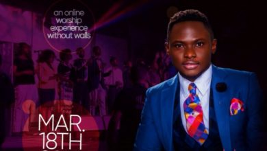 Photo of E-Worship with Thobbie (Live Stream) | Sunday Mar. 18th | @ThobbieOlubiyi