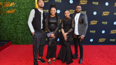 Photo of Red Carpet Fashion: Celebrity Looks from the 2018 Stellar Awards