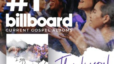 "Photo of The Brooklyn Tabernacle Choir Hits No. 1 With 30th Album ""I Am Reminded"""