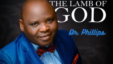 Dr. Phillips Behold the lamb of GOD