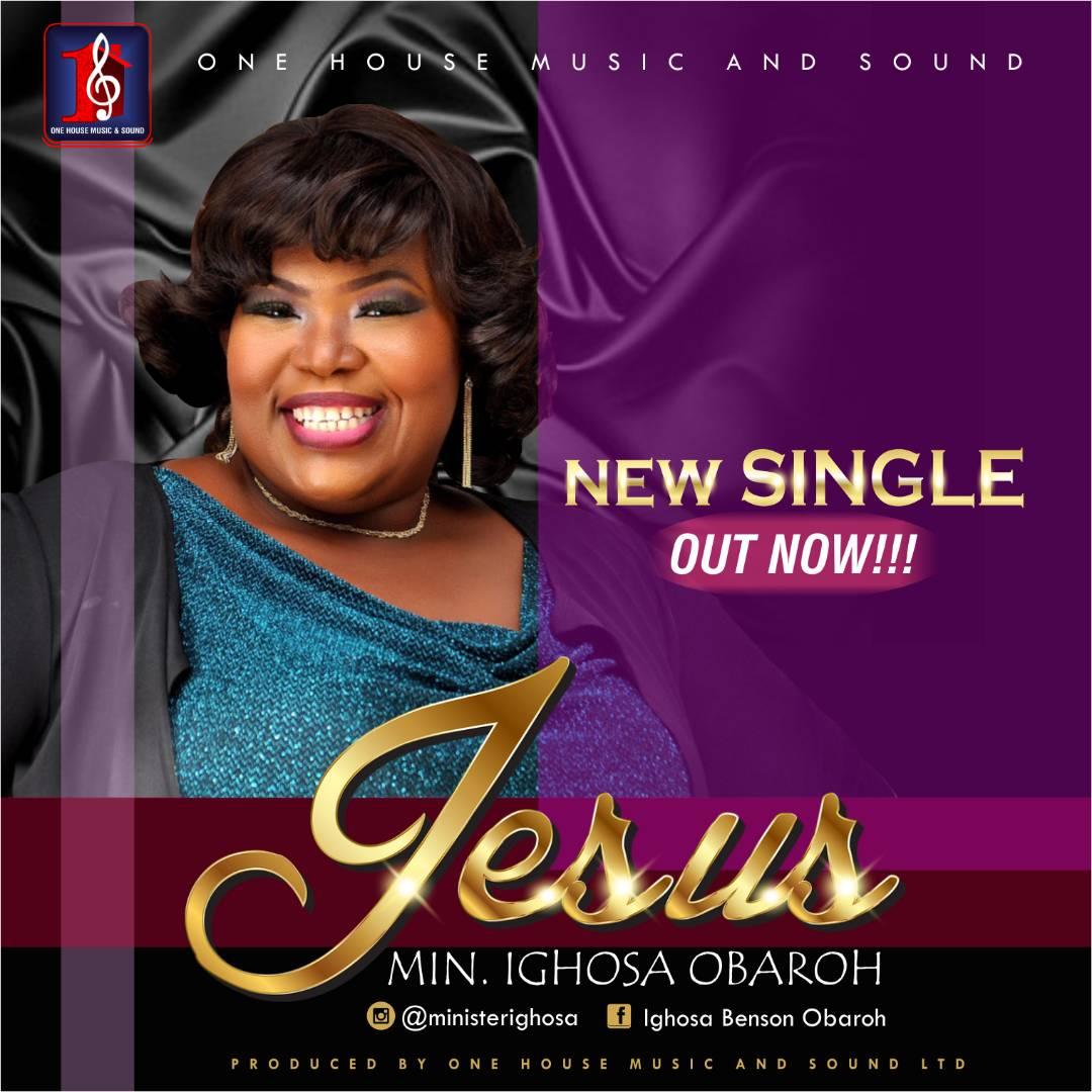 Jesus - Ighosa Benson Obaroh