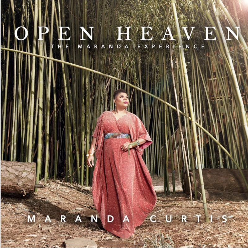 Maranda Curtis - Open Heaven Album
