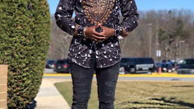 Photo of #GMPSundayFashion | Clifton Ross III Reps Africa in Casual Look