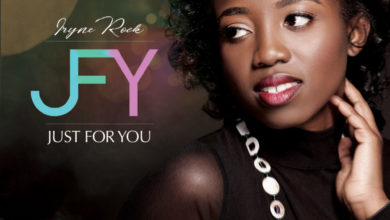 Photo of Iryne Rock Releases Her Debut Album, JFY (Just For You)