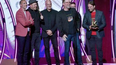 Photo of MercyMe Wins Big at 2018 K-LOVE Fan Awards: See full list of Winners