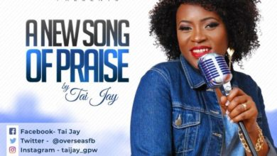Photo of MUSiC :: Tai Jay – A New Song Of Praise