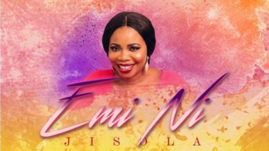 "Photo of Jisola Debuts New Single ""EMI NI"" ft. Kenny K'ore"