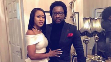 Photo of Sonnie Badu and Wife Welcome Baby Boy!