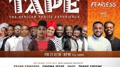 Photo of Travis Greene, Onos, Ada, to headline TAPE & Fearless Concert 2018