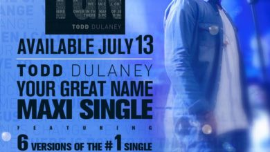 "Photo of Todd Dulaney Releases ""Your Great Name"" Maxi Single"