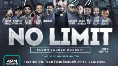 "Photo of Fada Sheyin Set To Launch New Album ""No Limit"" With Concert! 