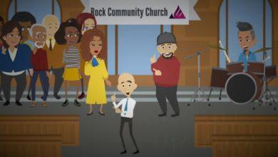 "Photo of Bishop Leonard Scott Gets Animated in ""Working In My Favor"" Lyric Video"