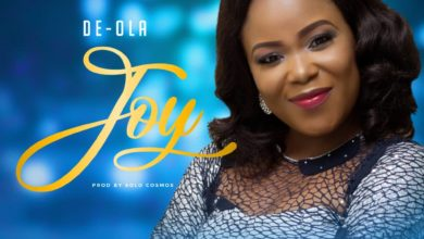 "Photo of De-Ola Releases ""JOY"" Single"