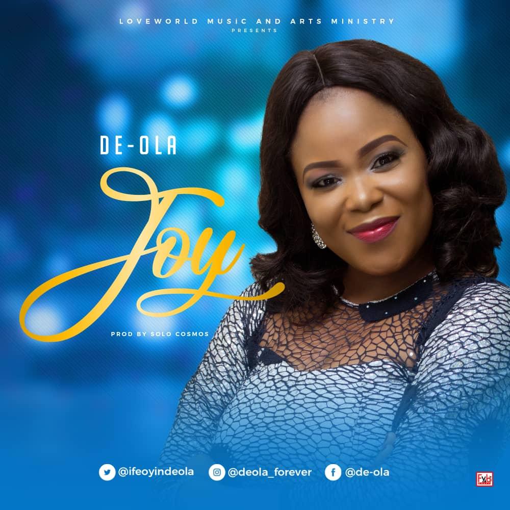 De-Ola - Joy - Artwork
