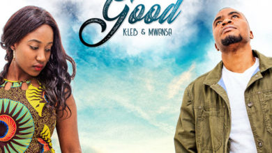 "Photo of K-Leb & Mwansa Profess ""God is Good"" on New Song"