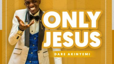 "Photo of Dare Akinyemi Drops ""Only Jesus"" Single"