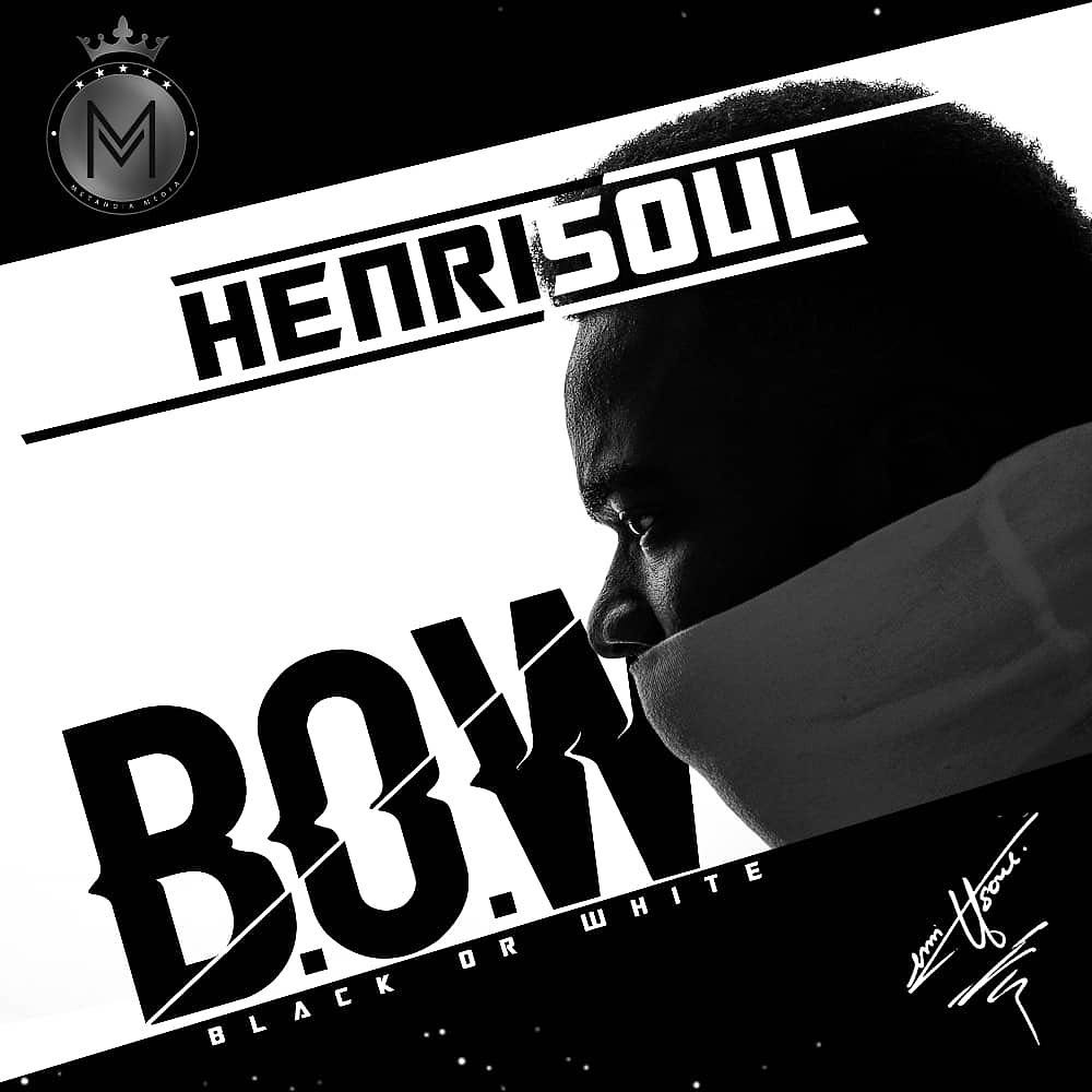 Henrisoul Album_Black or White