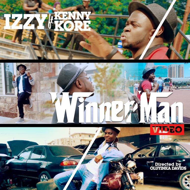 Izzy Ft. Kenny K'ore - Winner Man