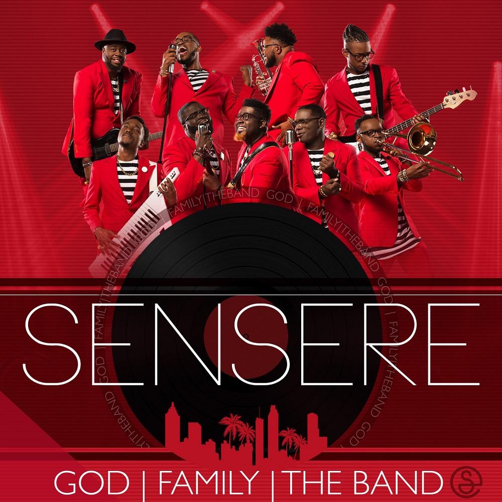 SENSERE-COVER-God, Family, The Band