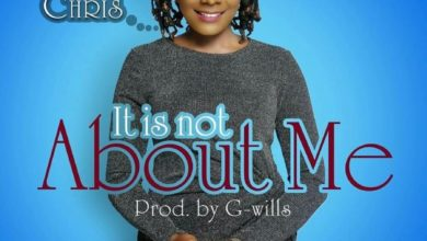 Photo of Tina Chris – It Is Not About Me [New Song]