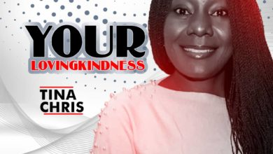 """Photo of Tina Chris Drops New Song """"Your Loving Kindness"""""""