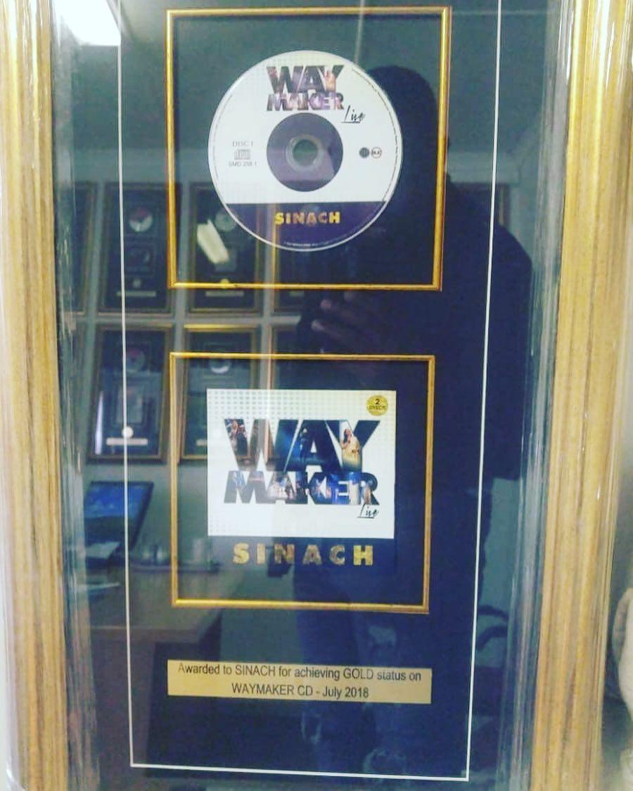 Way Maker Live_Gold Certification