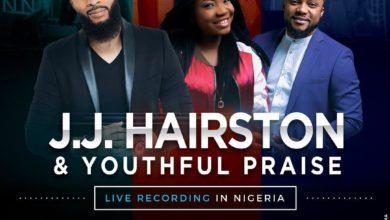 Photo of JJ Hairston Announces Live Recording in Nigeria! ft. Tim Godfrey, Mercy Chinwo..