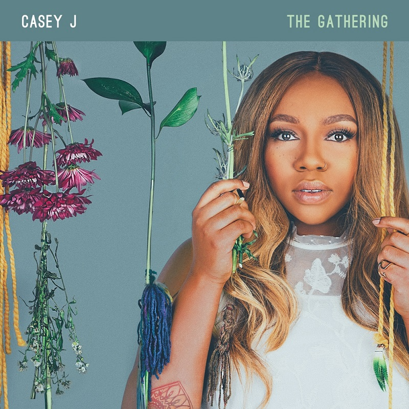 Casey J_The Gathering_Album cover