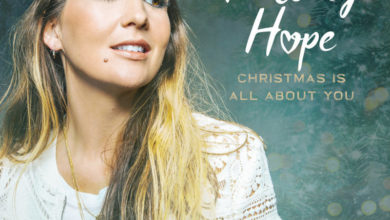 "Photo of Mallary Hope's New Single ""Christmas Is All About You"", Available Now"