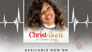 "Photo of Kome Udu Releases ""Christ Is Born"" – a Special Christmas!"