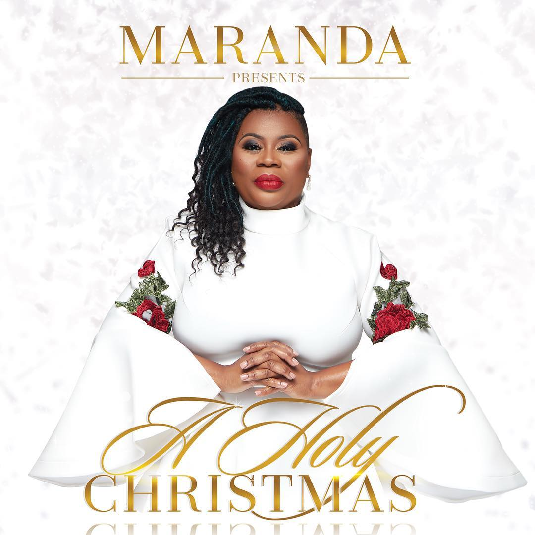 Maranda Curtis - A Holy Christmas