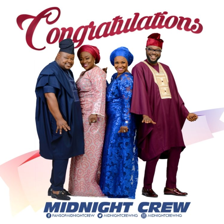 Midnight Crew - Congratulation
