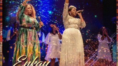 "Photo of Enkay & Kierra Sheard Troway ""SALUTE"" in New Song / Video"