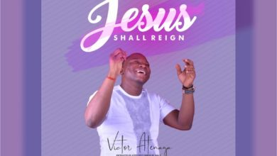 "Photo of Victor Atenaga Releases New Song ""Jesus Shall Reign"""