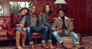 Kirk Franklin and Family
