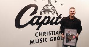 Matthew West RIAA certified platinum