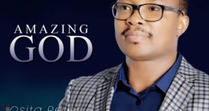 Osita Peter Amazing God [Cover Art]