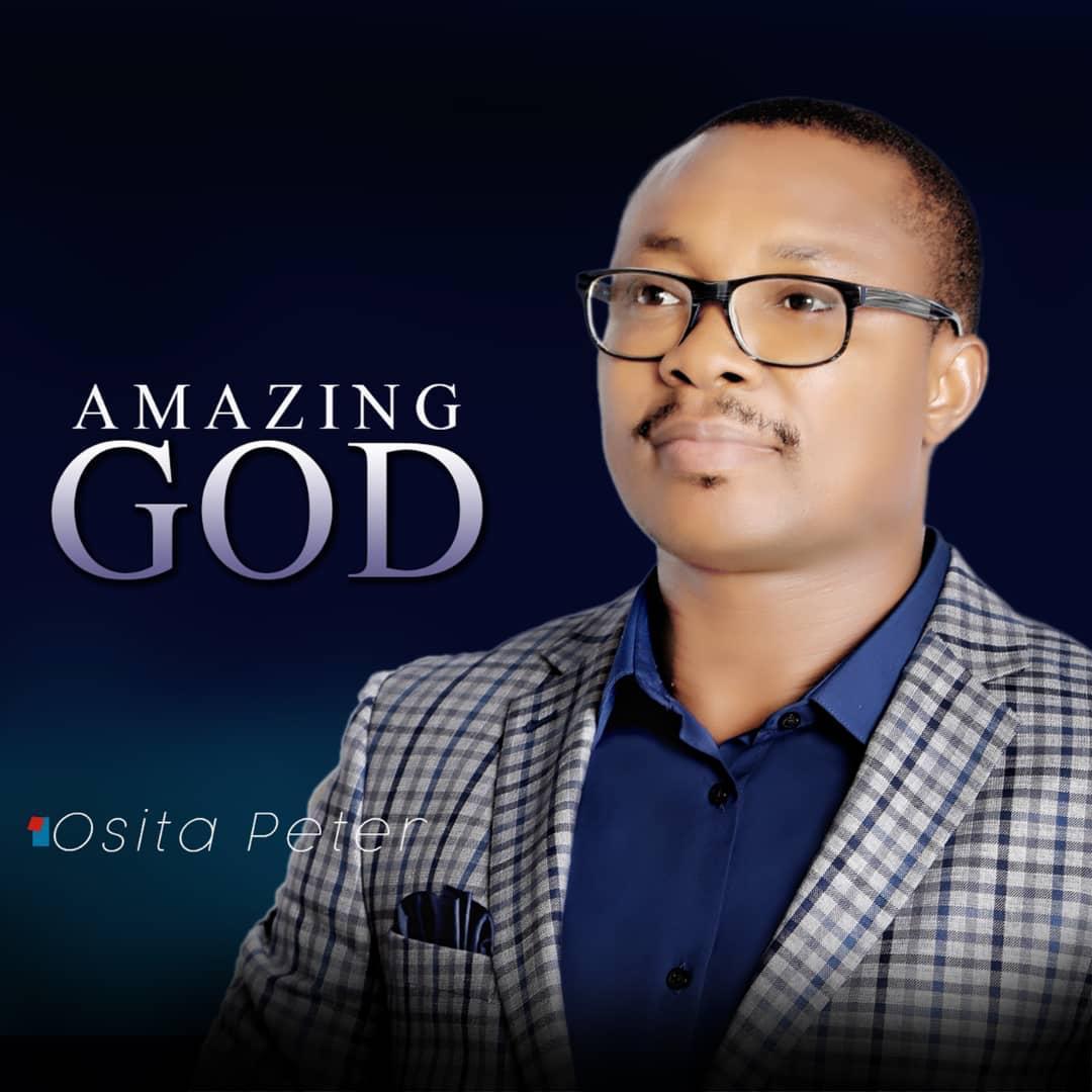 Osita Peter Amazing God [Cover Art]