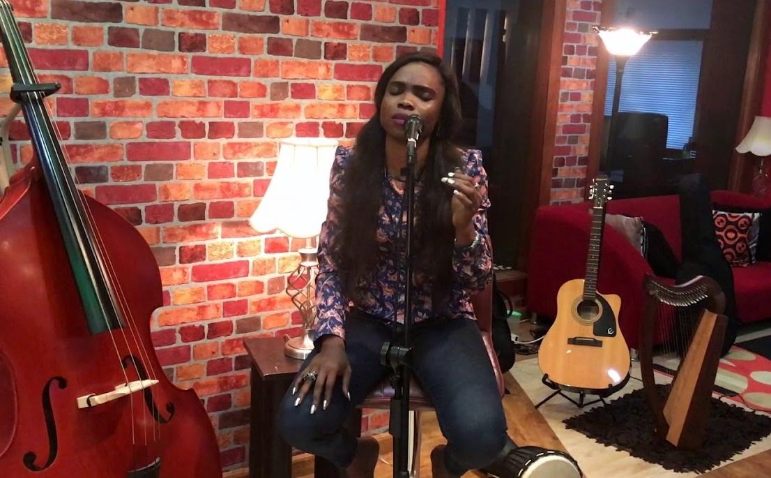 Victoria Orenze_Olorun Agbaye