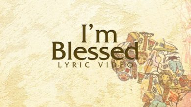 """Photo of YinQue AfriQue Releases Lyric Video for """"I'M BLESSED"""""""