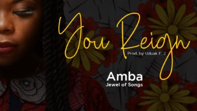 "Photo of Amba Worships with New Single ""You Reign"""