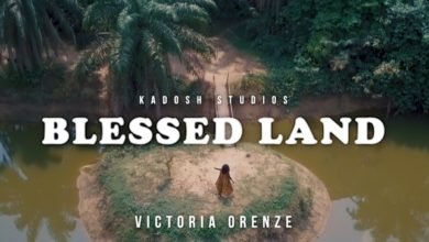 Photo of ?? 'BLESSED LAND' – Victoria Orenze Declares in New Release