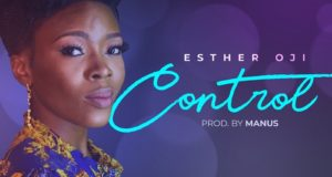 Esther Oji Control [Cover Art]