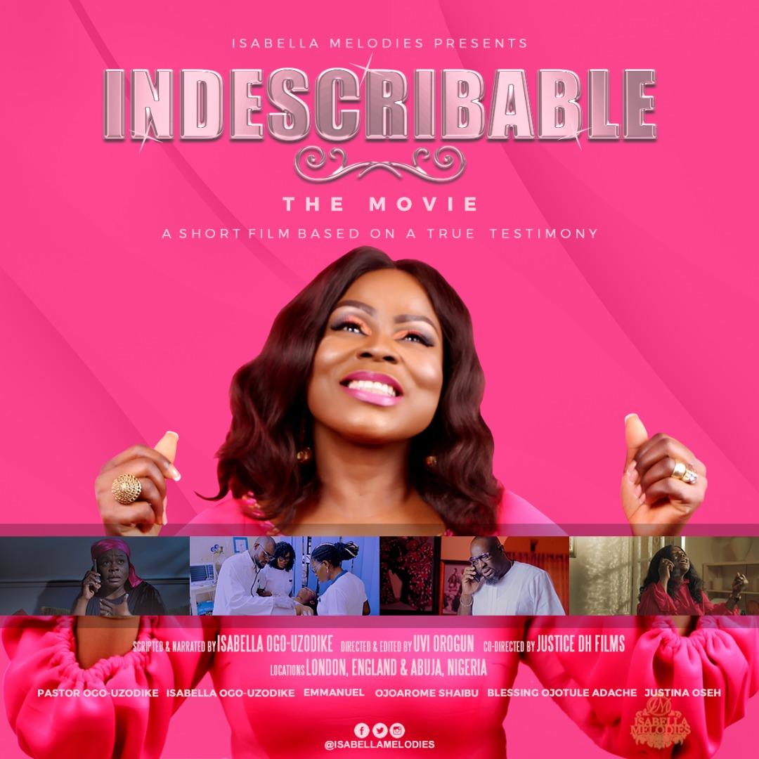 Isabella Indescribable Movie