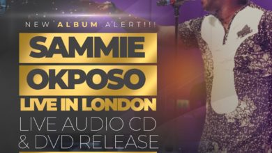 Photo of Sammie Okposo Readies New Live Album for May Release