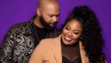 Photo of Tasha Cobbs & Kenneth Leonard Celebrate 2nd Wedding Anniversary