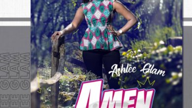 "Photo of Ashlee Glam Releases Her Sophomore Single ""AMEN"""